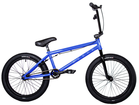 "KENCH Arrow 03 BMX Bike Bicycle 20.5"" Freestyle Cr-Mo Blue"