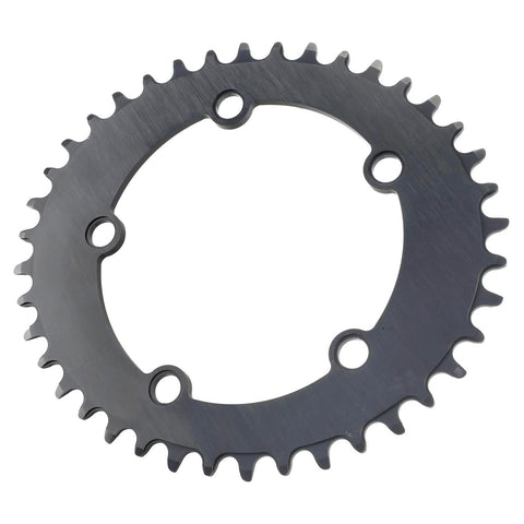 Cyclingdeal Road Bike Oval Narrow Wide Single Chainring BCD 110mm
