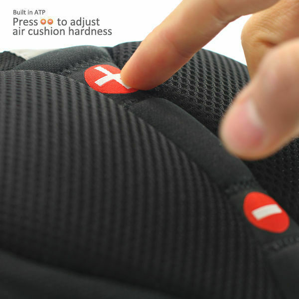 Air Soft Bike Bicycle Saddles Seat Cover Air Cushion SCP-021