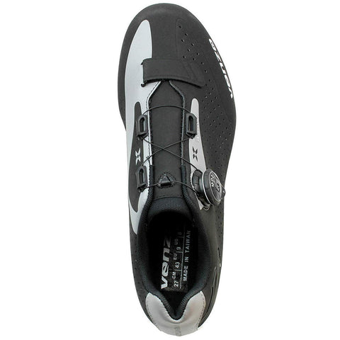 Venzo Cycling Bicycle Cycle Road Bike Shoes Men Black