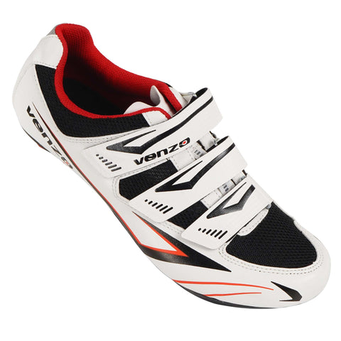Venzo Road Bike For Shimano SPD SL Look Cycling Bicycle Shoes OXROADS