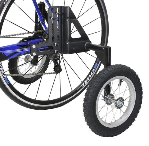 "CyclingDeal Adjustable Adult Bicycle Bike Training Wheels Fits 24"" to 29"""