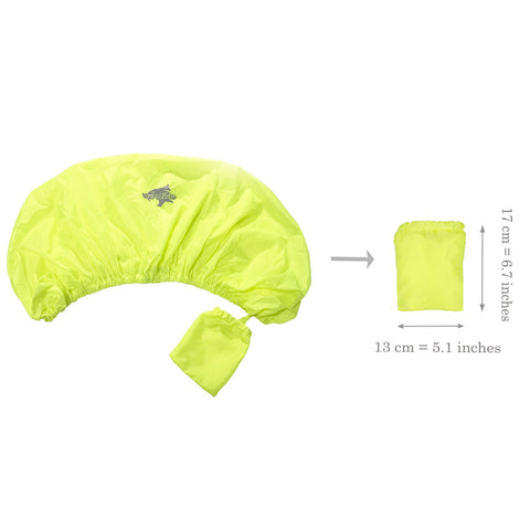 VENZO 70D Nylon Waterproof Dust Rain Cover For Travel Camping Backpack Pannier