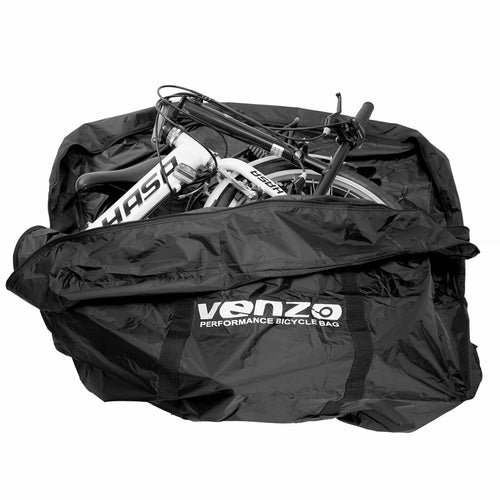 VENZO 210D Nylon Bike Bicycle Carry Bag For 20