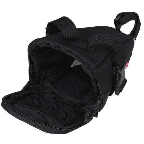 VENZO Bike Bicycle Polyester Seat Saddle Bag