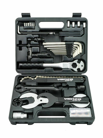 Venzo Premium Bike Repair Tools Tool Kit VZ-F33-051