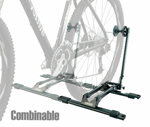Bike Bicycle Deluxe Storage Floor Stand Rack VZ-F33-052