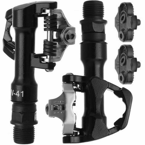Wellgo Road Bike Pedals Shimano SPD Compatible With Cleats