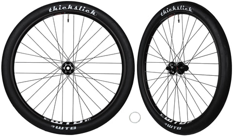 "WTB ST i25 Bike Bicycle Mountain MTB Tubeless Compatible System Boost Wheelset 27.5"" ThickSlick Tyres Novatec Hubs Front 15x110mm Rear 12x148mm 11 Speed"