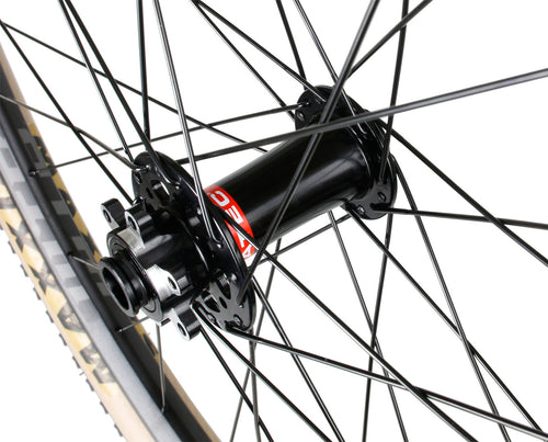 WTB Kom i25 Mountain Bike Novatec Boost Hubs Maxxis Tires Wheelset 11s 29