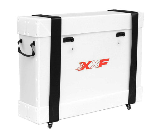 XXF Bicycle Travel Bag ECO Case White For 700c Road Bike 26