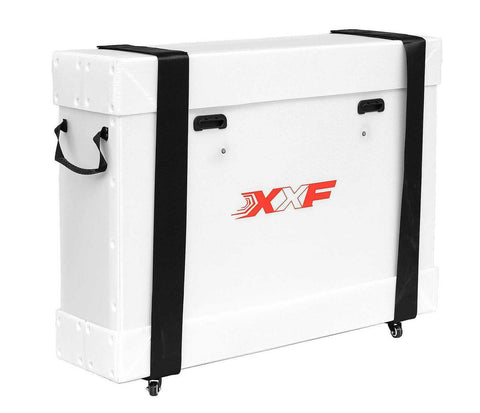 "XXF Bicycle Travel Bag ECO Case White For 700c Road Bike 26"" 27.5"" MTB XXF-P3518"