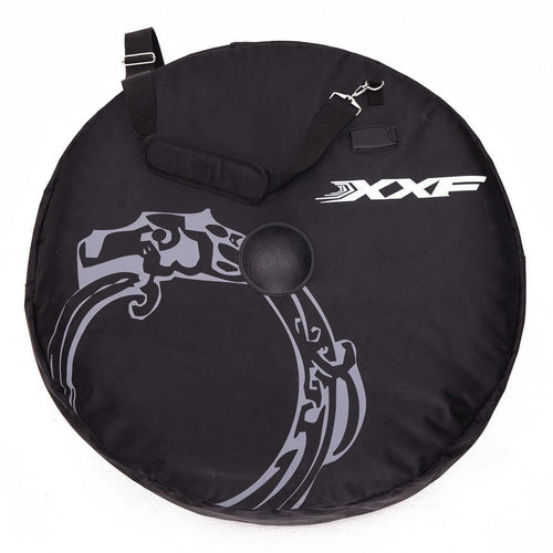 XXF Bicycle Double Wheel Bag Padded For 700c Road Bike 26