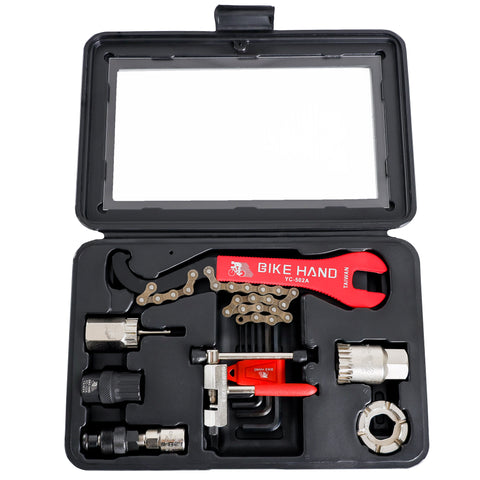 BIKEHAND Economical Bike Bicycle Repair Tools Tool Kit Set YC-739