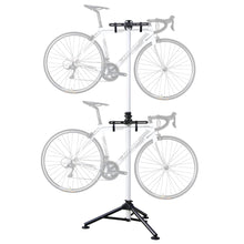 Bikehand Top Quality 2 Bike Bicycle Vertical Hanger Parking Rack Storage Stand