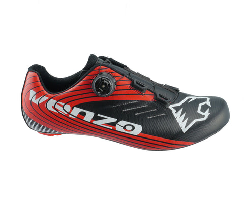 Venzo Road Bike For Shimano SPD SL Look Cycling Bicycle Carbon Shoes CXROADS