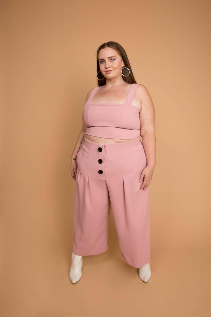 Dani Top-Blush Pink *SEEN ON THE TODAY SHOW!*