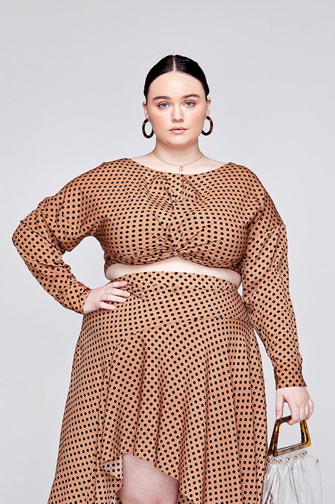 Cara Knot Top - FINAL SALE