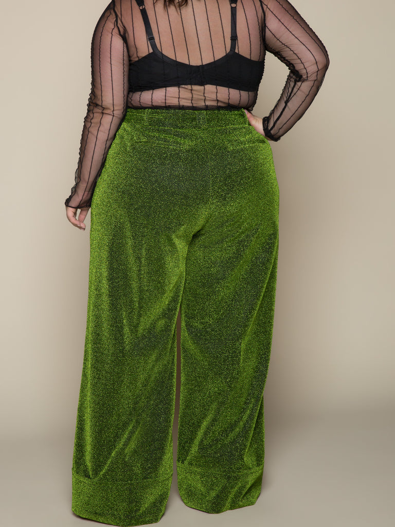 Jay Glitter Wide Leg - FINAL SALE