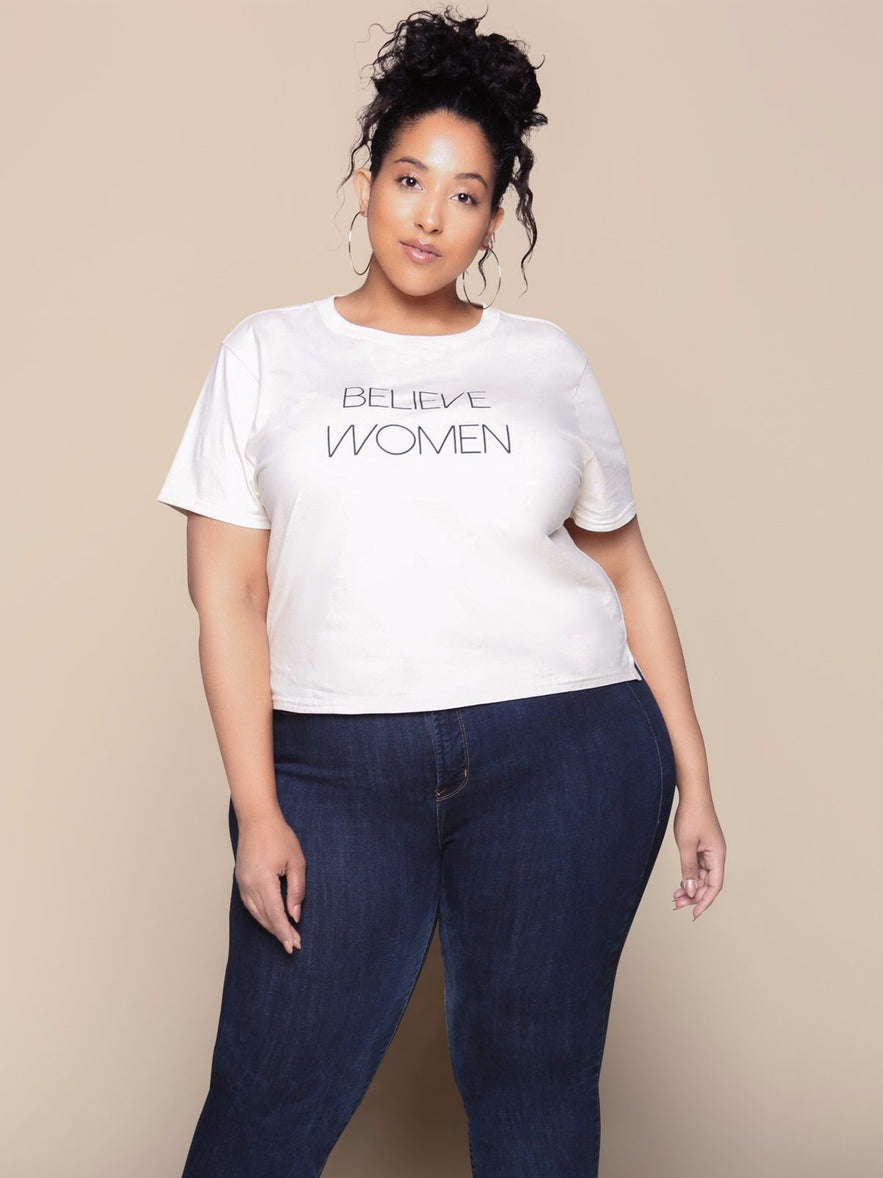 Believe Women Tee