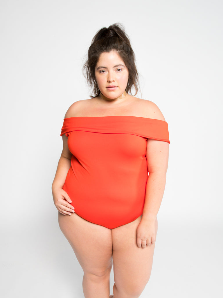 Alex Bodysuit - FINAL SALE