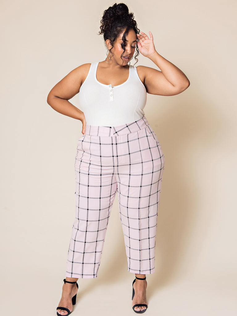 Cher High Waist Pants - FINAL SALE