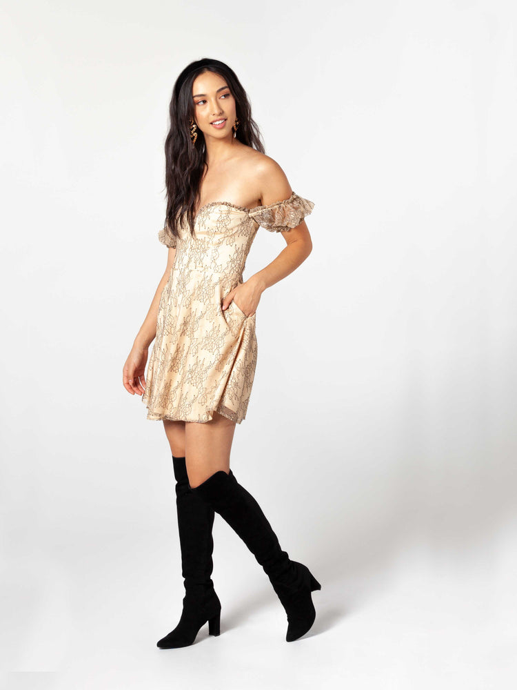 Load image into Gallery viewer, Tessa Mini Dress