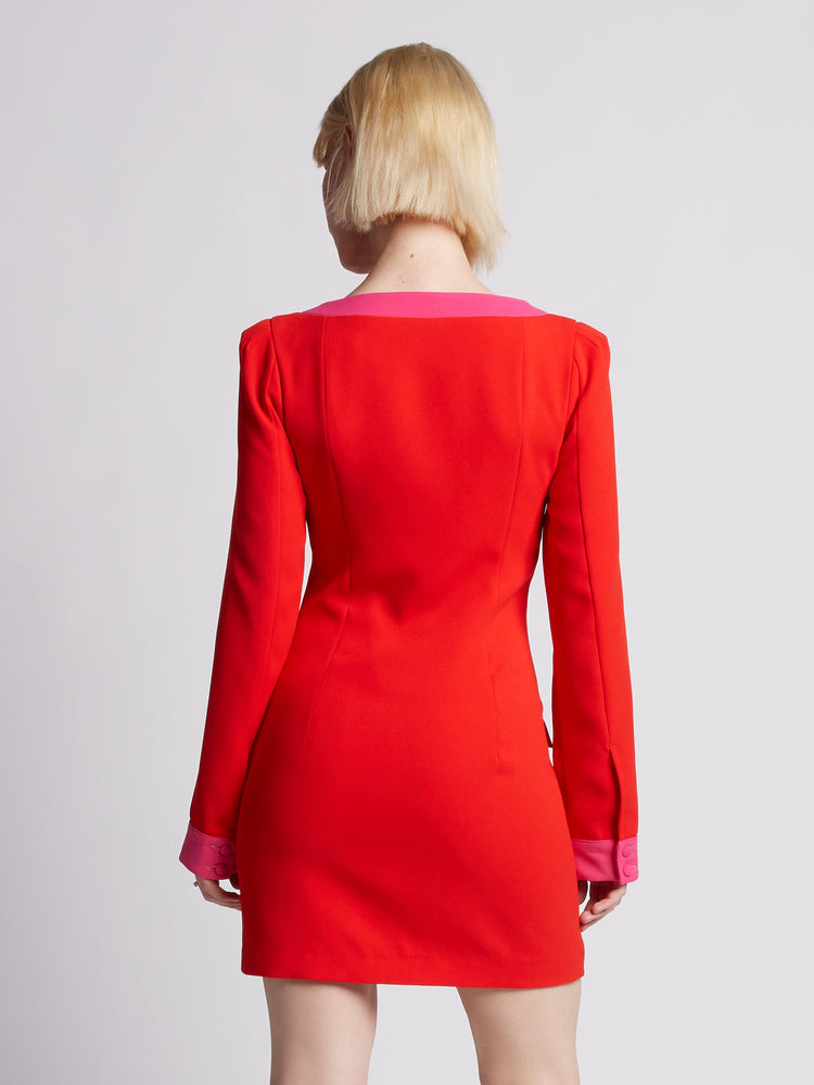 Load image into Gallery viewer, Nina Blazer Dress