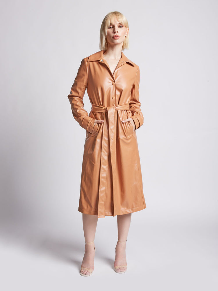 Load image into Gallery viewer, Molly Midi Coat