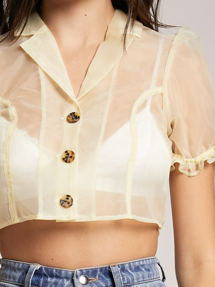 Glass House Blouse