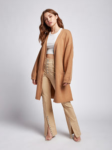 Runaway Sweater Trench