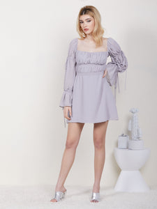 Wild Lavender Dress