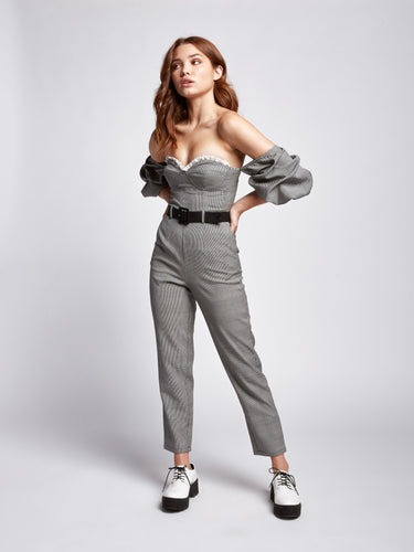 Illusion Jumpsuit