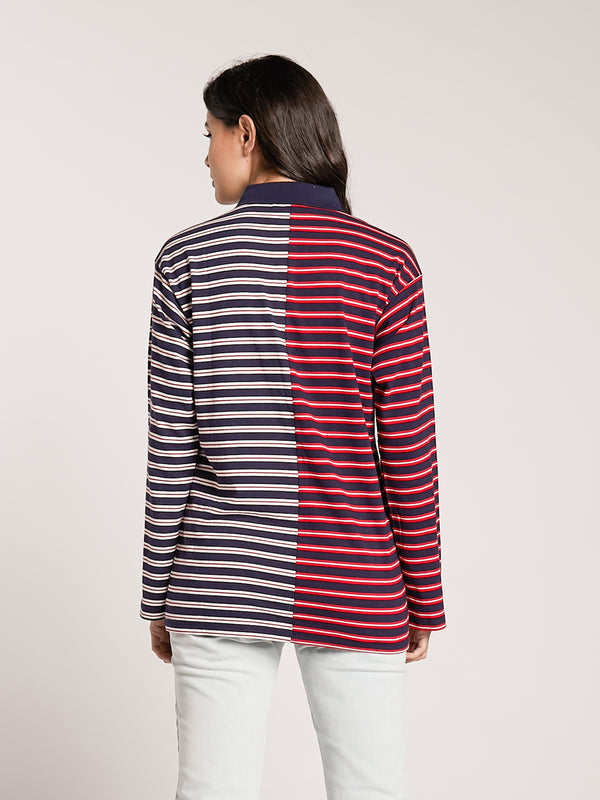 Stripe Down