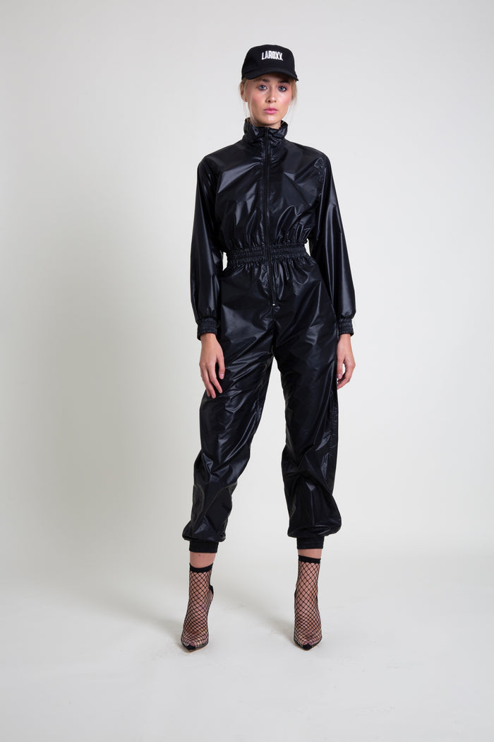 The Nylon Jumpsuit
