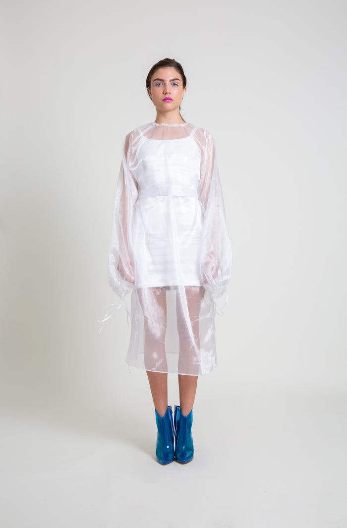 The Idle Hands Organza Dress