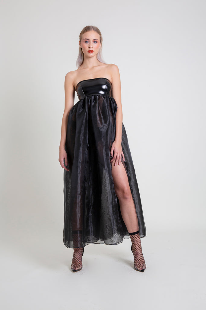 The Organza PVC Cupcake Dress