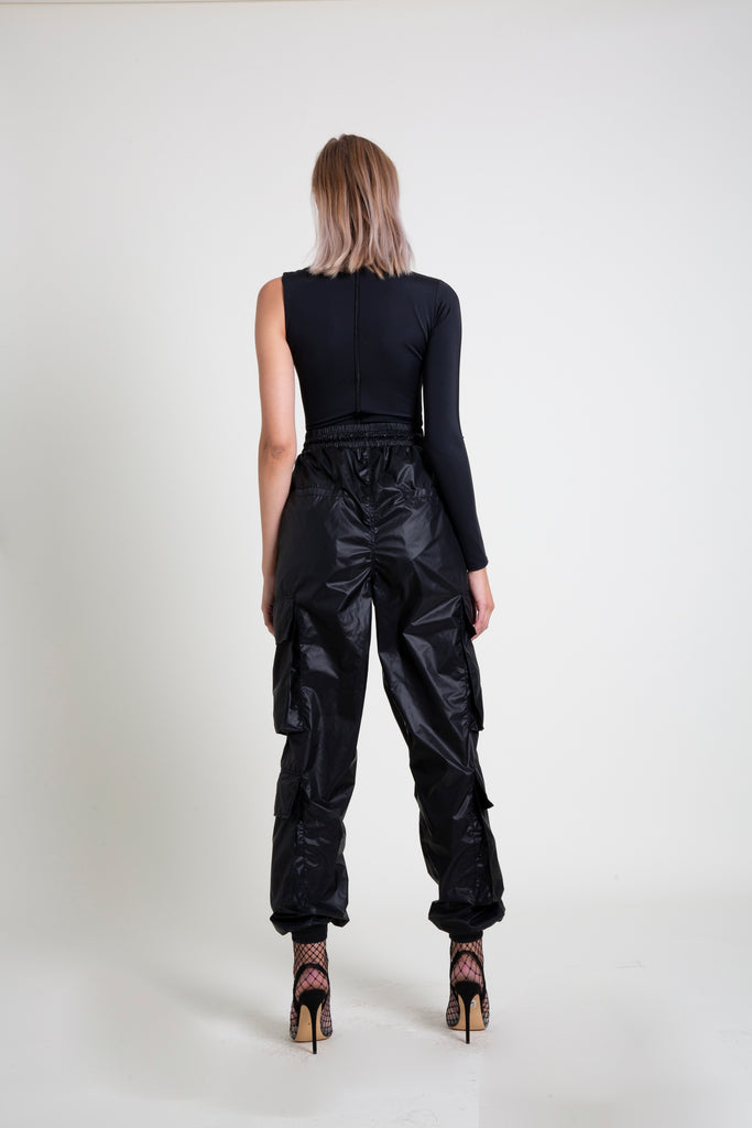 The Black Nylon M-65 Pant