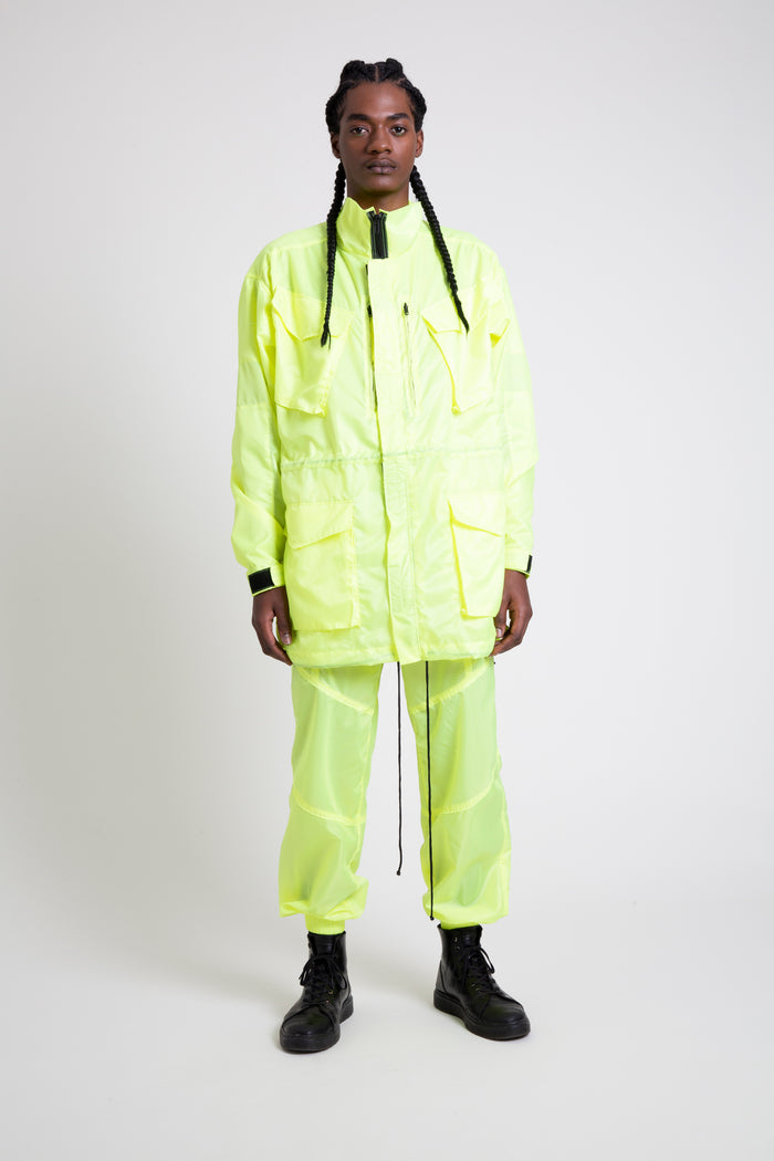 The Highlighter Nylon M-65 Jacket