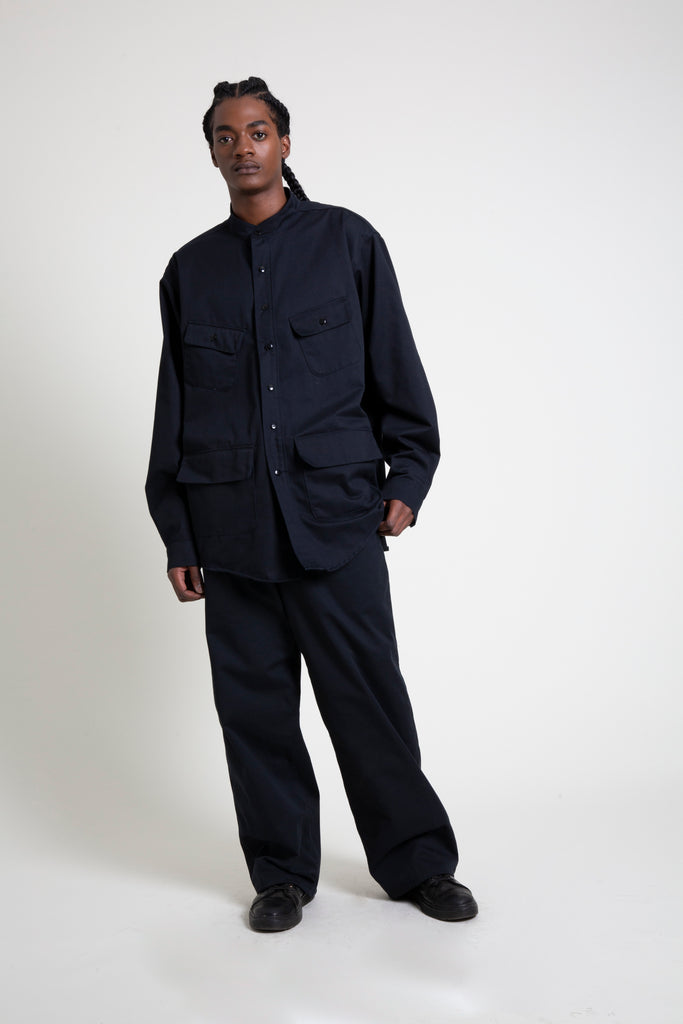 The Twill Work Shirt