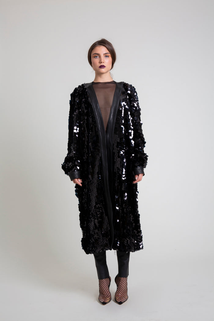 The Sequin Trench