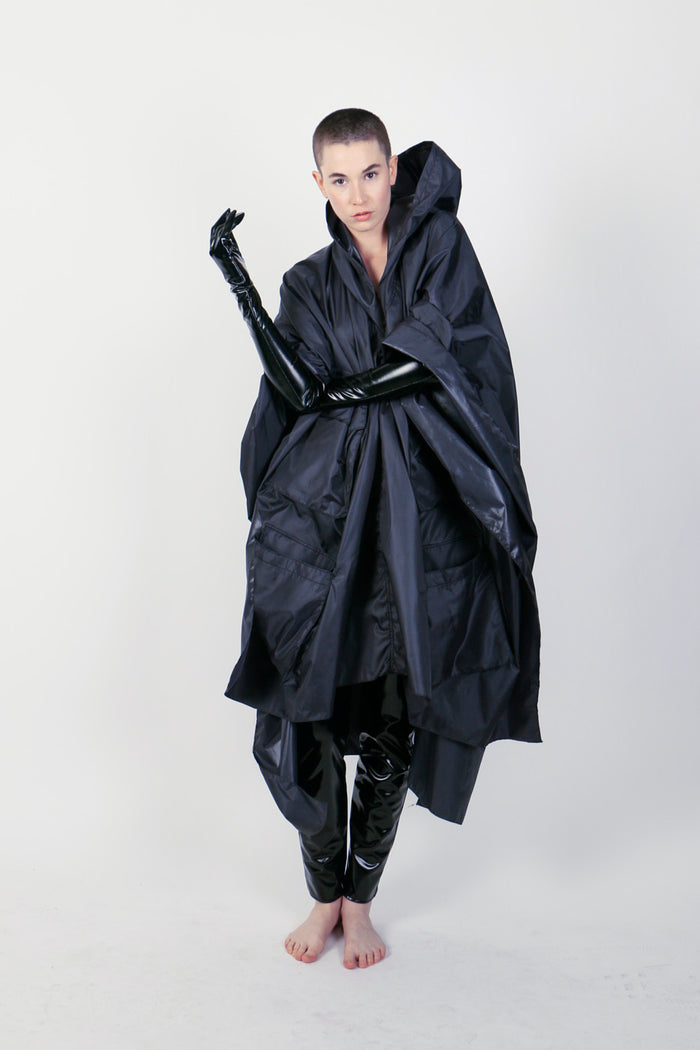 The Nylon Poncho