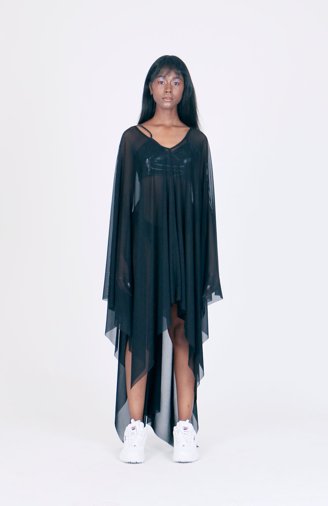 The Sacrament Mesh Poncho