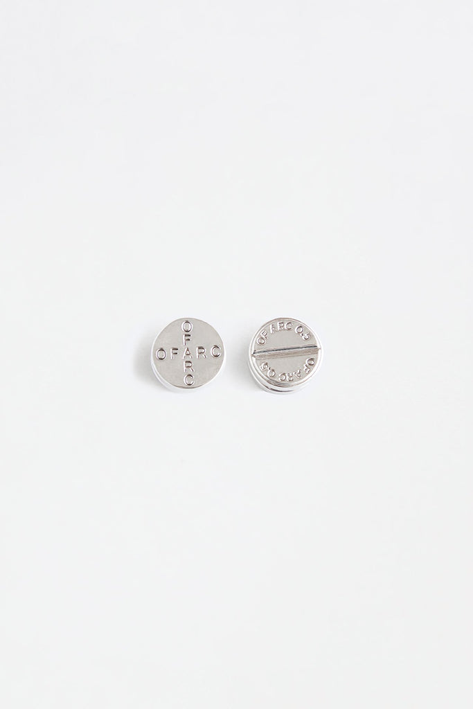 OF ARC Pill Earrings