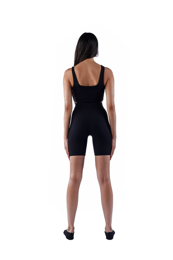 The High Waist Short - Black