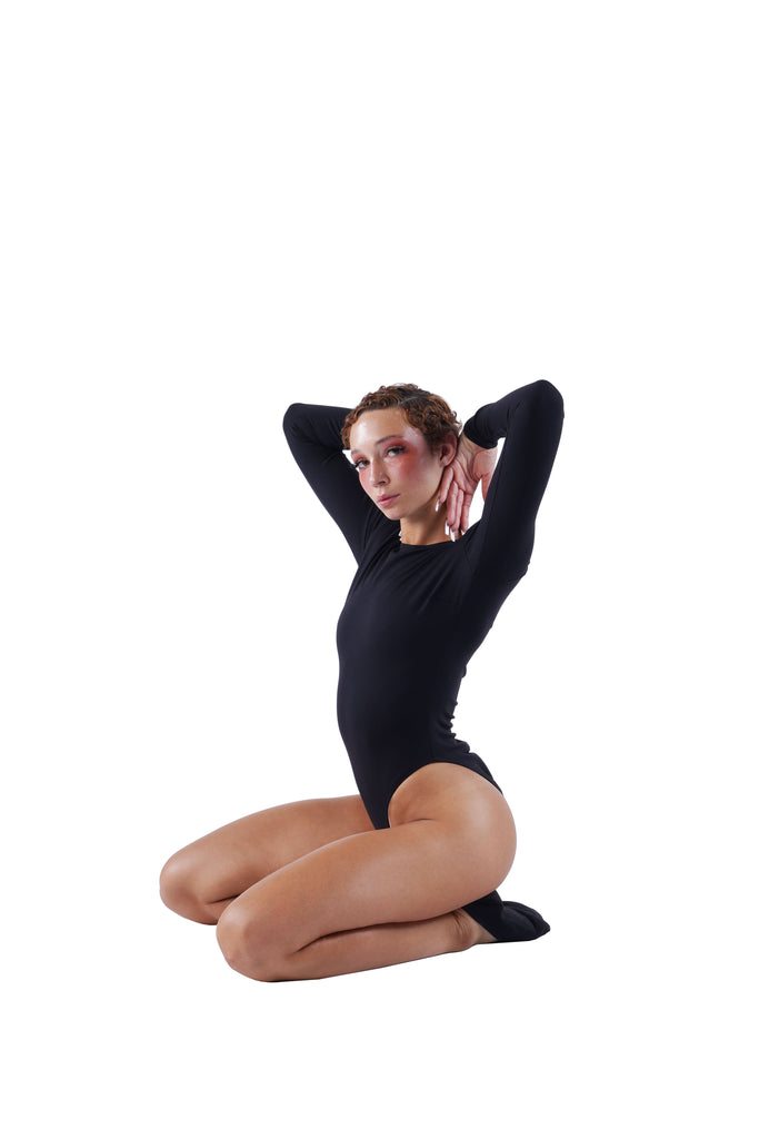 The Traditional Bodysuit - Black