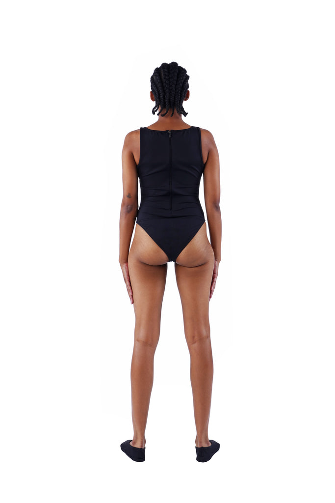 The Leotard - Black
