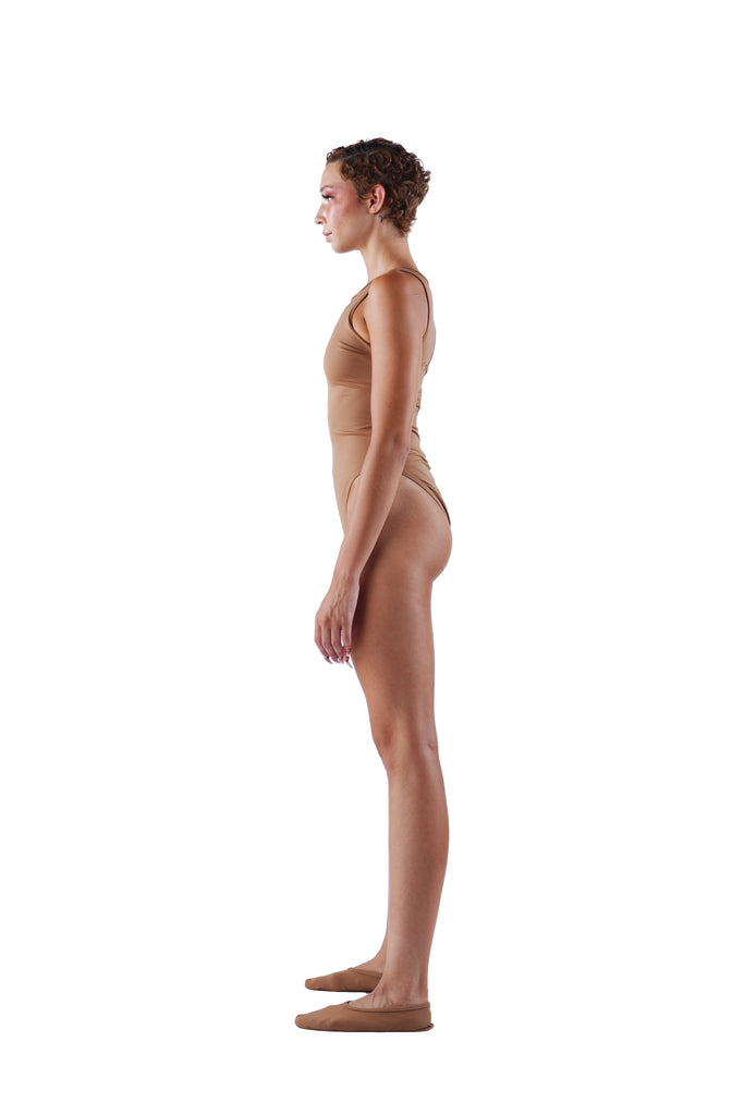 The Leotard - Nude 02