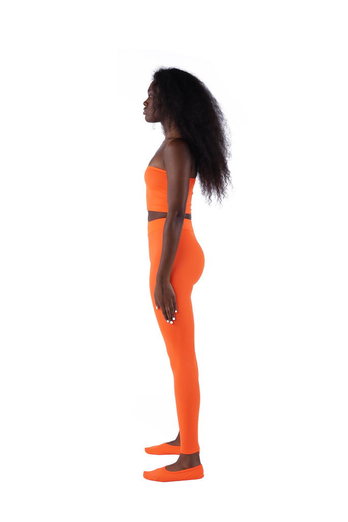 The Legging - Orange