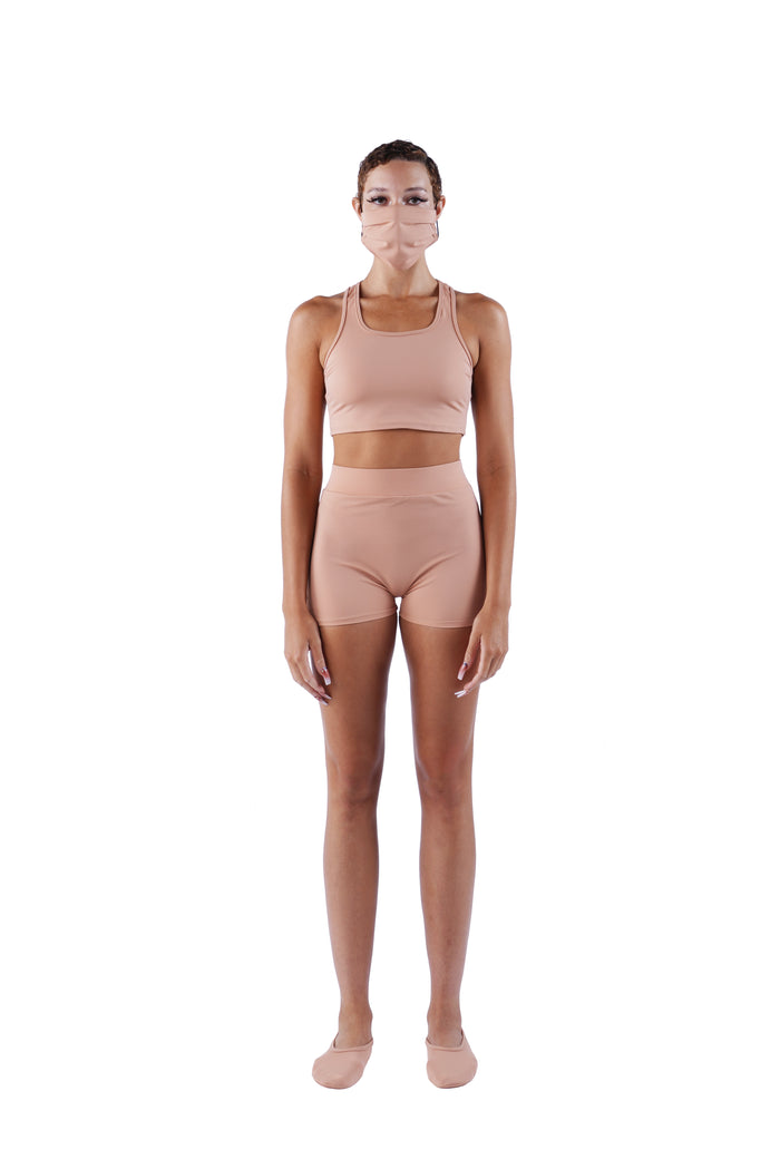 The Short Short - Nude 01